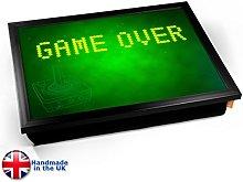 KICO Game Over Gaming Cushioned Bean Bag Breakfast