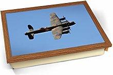 KICO Lancaster Avro Aviation Plane Cushioned Bean