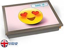 KICO Love Emoticon Emoji Cushioned Bean Bag
