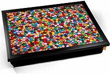 KICO Smarties Sweets Chocolate Rainbow Candy