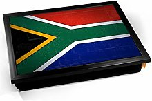 KICO South Africa World Cup Flag Cushioned Bean