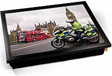 KICO Westminster Police London Cushioned Bean Bag