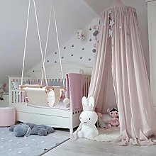 Kicode Kids Children Baby Bedding Round Dome Bed