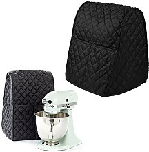Kicode Stand Mixer Cover Dust-proof with Organizer