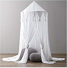 Kid Baby Bed Canopy Bedcover Mosquito Net Curtain