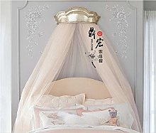 KID LOVE Crown Princess Bed Canopy,dome Mosquito