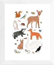 Kid of the Village - 'Woodland Animals'