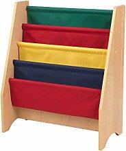 KidKraft 14226 Kids Sling Wooden Bookshelf,