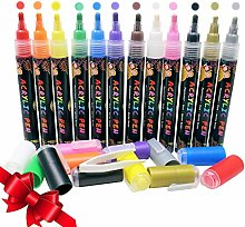 Kids B Crafty Acrylic Paint Pens - Markers for