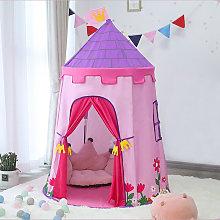 Kids Boys Girls Play House Yurt Tent Playhouse