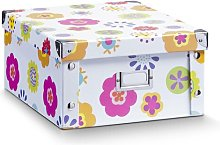Kids Cardboard Storage Box Zeller