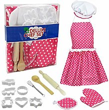 Kids Chef Set,13 Sets of Play House Kitchen Toys