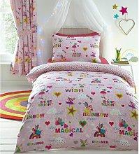 Kids Club Rainbow Fairies Single Children's