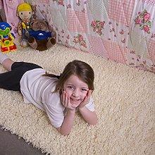 Kids Cream Children's Warm Soft Shaggy Fluffy