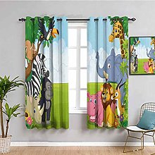 Kids Decor Shading Insulated Curtain Kids Decor