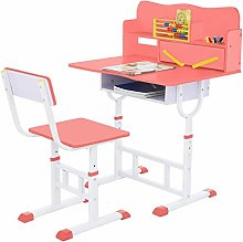 Kids Desk Chairs Sets, Height Adjustable