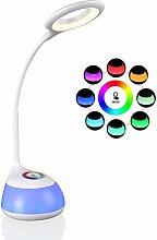 Kids Desk Lamp with Adjustable Colored Light, 3