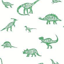 Kids Dinosaur Dictionary Dino Names Wallpaper -
