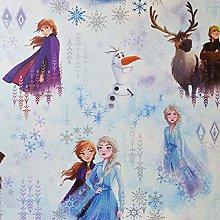 Kids Disney Frozen Wallpaper Anna Elsa Olaf Snow