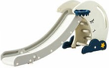 Kids First Slide, Foldable Baby Playground with