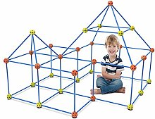Kids Fort Building Kit Build Your Own Den Kit