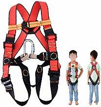 Kids Full Body Climbing Harness Fall Protection