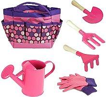 Kids Gardening Tool Set with Hand Protectors