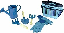 Kids Gardening Tool Set with Hand Sleeve Shovel