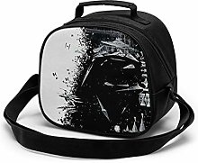 Kids Lunch Bag, Cool Fighter Reusable Lunch Tote