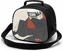 Kids Lunch Bag, Cool Kakashi Reusable Lunch Tote