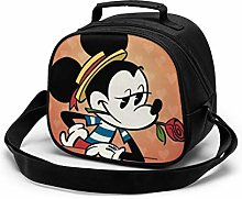 Kids Lunch Bag, Cool Mickey Mouse Reusable Lunch