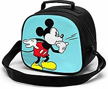 Kids Lunch Bag, Cool Mickey Reusable Lunch Tote