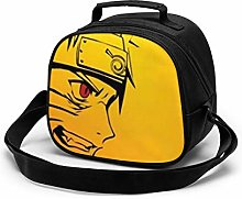 Kids Lunch Bag, Cool Naruto Reusable Lunch Tote