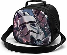 Kids Lunch Bag, Cool Star War Reusable Lunch Tote
