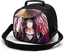Kids Lunch Bag, Cool Uchiha Itachi Reusable