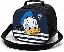 Kids Lunch Bag, Donald Duck Reusable Lunch Tote