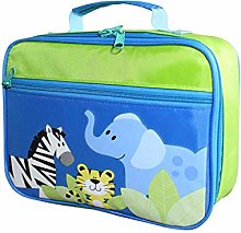 Kids Lunch Bag, Insulated Lunch Box Tote Reusable
