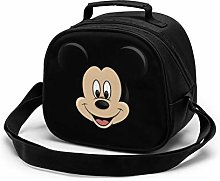 Kids Lunch Bag, Mickey Mouse Reusable Lunch Tote