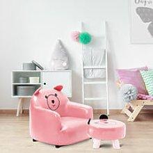 Kids Mini Sofa Children Girl Boys Chair Seat