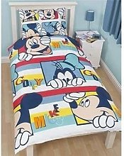 Kids Official Disney and Character Single Duvet