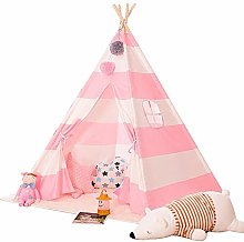Kids Play Tent Classic Indian Wigwam With Windows