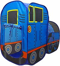 Kids Play Tent Pop Up Tent Train Tent Foldable