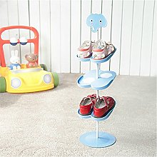 Kids Shoe Rack,GUOYI®Creative Rotating Shoe Rack