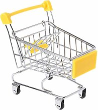 Kids Shopping Cart Trolley Toy Mini Supermarket