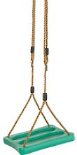 Kids Stand Up Foot Swing Seat & Adjustable Ropes |