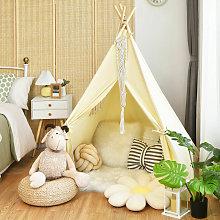 Kids Teepee Tent 100% cotton Canvas Children