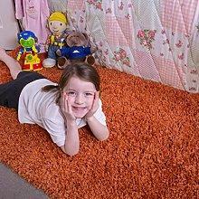 Kids Terracotta Orange Children's Warm Soft
