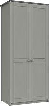 Kielder 2 Door Wardrobe - Grey
