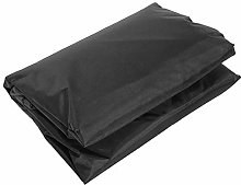 KiKiYe 90 Inches Waterproof Polyester Square Hot
