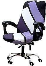 KiKiYe Computer Office Chair Covers, Universal